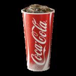 Кока-кола 0,5 литра в МакДональдс
