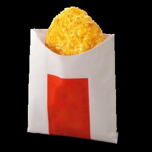 Картофельный оладушек