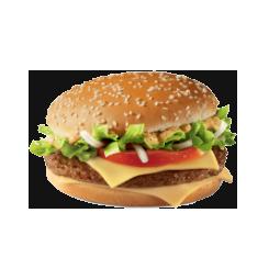 Биг Тейсти Джуниор в МакДональдс